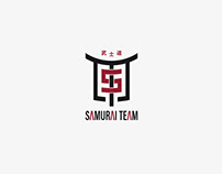 Logo - Samurai Team