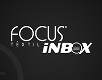 Logotipo Inbox - Focus Têxtil
