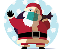 COVID Claus