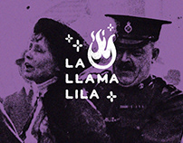 La Llama Lila