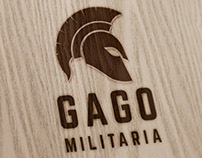 Logo Gago Militaria