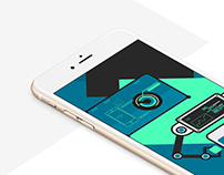 Appsynth | MobileRetail illustration & icons