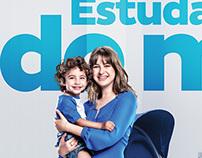 EAD Unicesumar / campanha estude do seu jeito