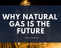 Blake Zimmerman On Why Natural Gas Is The Future