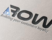 Logotipo Row13