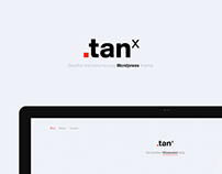 TANx | Beautiful & Free - Blog Wordpress Theme