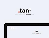 TANx | Beautiful & Free - Blog Wordpress Theme