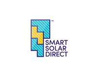 SMART SOLAR DIRECT | Logo