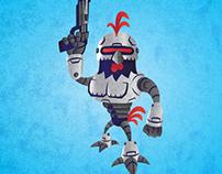 robocock 1