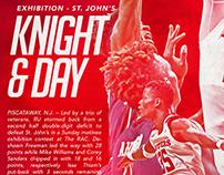 2017-18 Rutgers Basketball Game Recaps