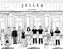 Zeller Bistro - presenter short ad