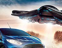 Ford Fiesta Alien