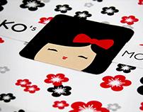 YOKO SUSHI. Restaurant Branding