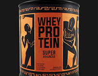 Whey Protein Can