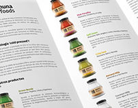 Nuna Foods - Brochure