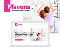 MAVENS / Branding & Website