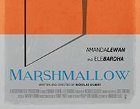 Marshmallow short film poster