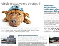 Stuart Pease Website Redevelopment