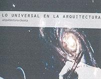 CF Arquitectura Clásica (201402) Arquitectura Universal