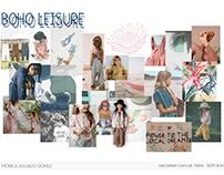 BOHO LEISURE-kidswear SS/18 capsule trend