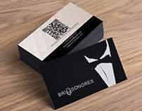 Business Card BrioSonores