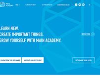 IT School Website