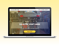 Dragone Gomme - One Page Layout