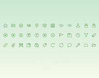 Icon set: Lite + Expanded
