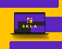 Skla   Branding (Naming & Visual Identity)