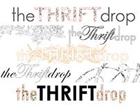 Logo Design - The Thrift Drop