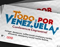 Todo por Venezuela - Evento