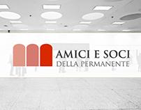 Amici e Soci della Permanente | Logo