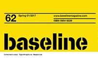 Baseline Magazine - Stefan Sagmeister