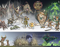 Concept artist RPG 2017