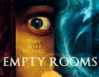 Empty Rooms Film Key Art