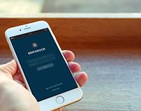 Application Interface - Social Media App