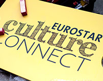 Eurostar Culture Connect Launch
