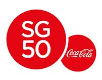 Share a Coke SG50