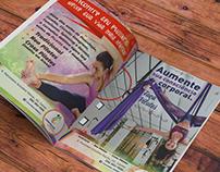 Ads revistas e jornais