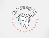 Cortando Muelitas - Branding y social media