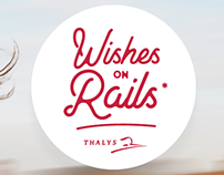 Thalys Wishes On Rails