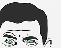 My Face - illustration - Fun