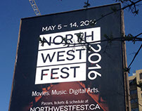 NWF 2016 Branding, Print & Web