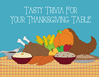 Tasty Trivia For Your Thanksgiving Table