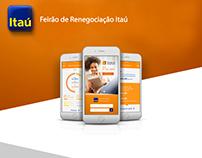 Itaú :: Reposicionamento Feirão de Renegociação
