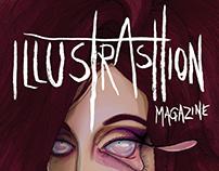 """ILLUSTRASHION Magazine – issue #0.1 """"Mis.Phil.Ogyny"""""""