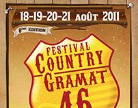Festival Country de Gramat 2011