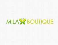 Mila Boutique - Logo