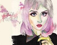 Allison Harvard - Illustration