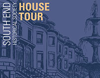 2016 Boston South End Historical Society House Tour